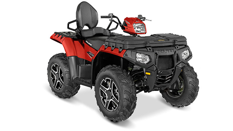 SPORTSMAN® TOURING 850 SP SUNSET RED