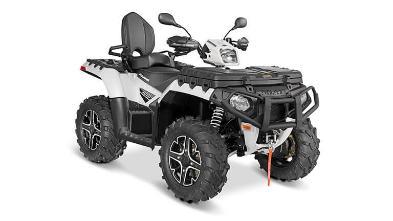 SPORTSMAN® TOURING XP 1000 LIMITED PEARL WHITE