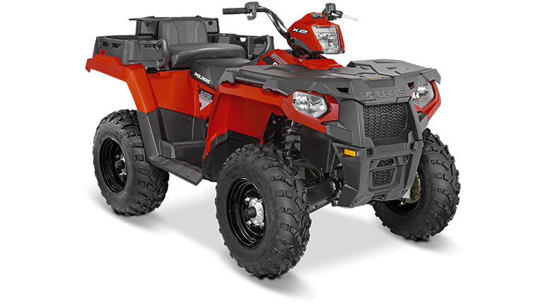 SPORTSMAN® X2 570 EPS INDY RED