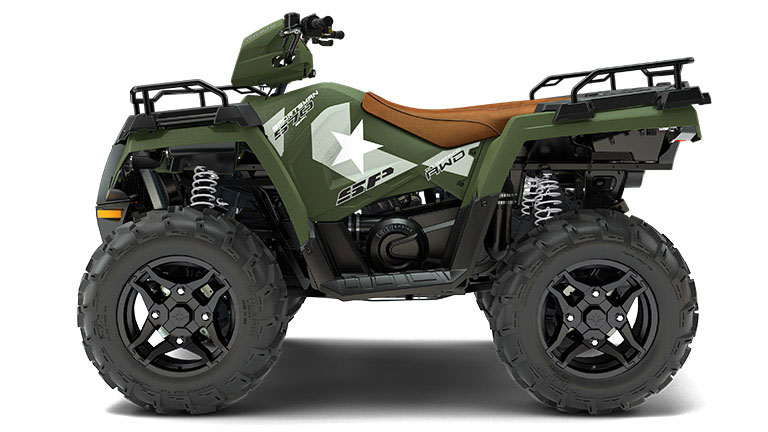 SPORTSMAN® 570 SP MATTE SAGEBRUSH GREEN
