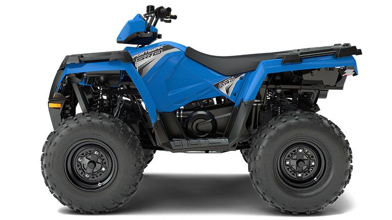 SPORTSMAN® 570 VELOCITY BLUE