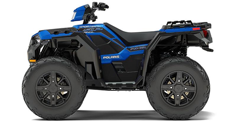SPORTSMAN® 850 SP RADAR BLUE