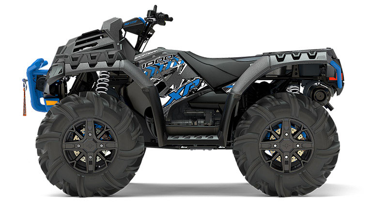 SPORTSMAN® XP 1000 HIGH LIFTER EDITION TITANIUM