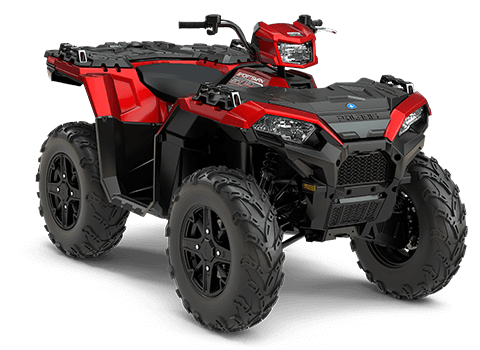 SPORTSMAN® 850 SP