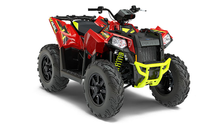 quad polaris en promotion