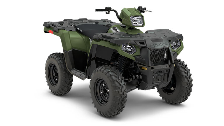SPORTSMAN® 450 H.O. Sage Green