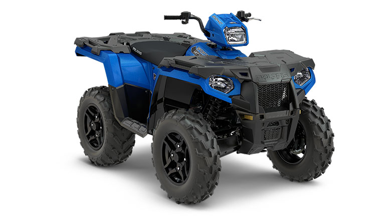 SPORTSMAN® 570 SP RADAR BLUE