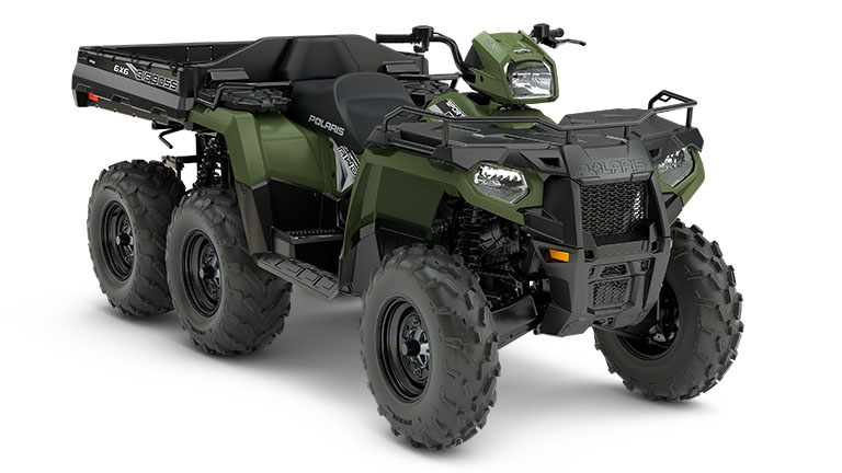 SPORTSMAN® 6X6 570 SAGE GREEN