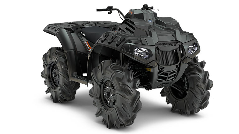 Sportsman® 850 High Lifter Edition Cruiser Black