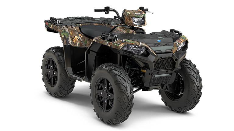 SPORTSMAN® 850 SP POLARIS® PURSUIT® CAMO