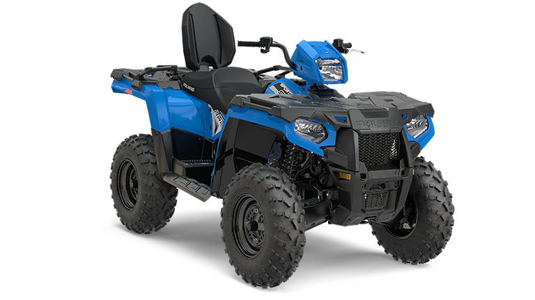 SPORTSMAN® TOURING 570 EPS VELOCITY BLUE