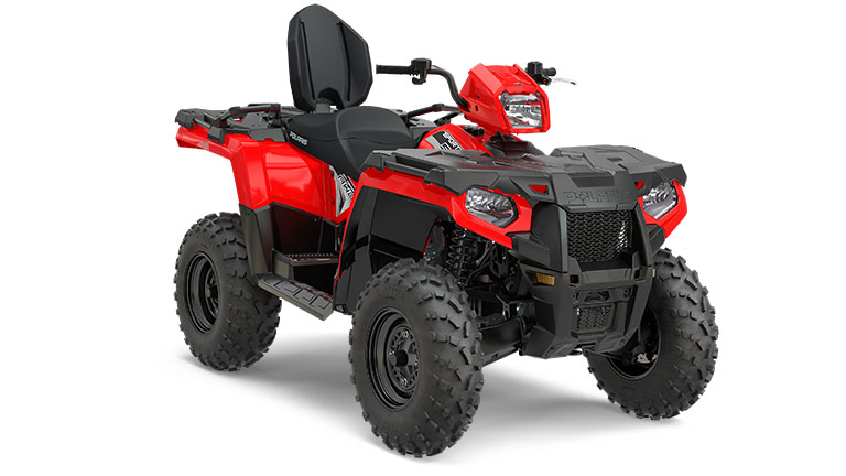 SPORTSMAN® TOURING 570 INDY RED