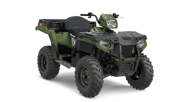 SPORTSMAN® X2 570 EPS SAGE GREEN