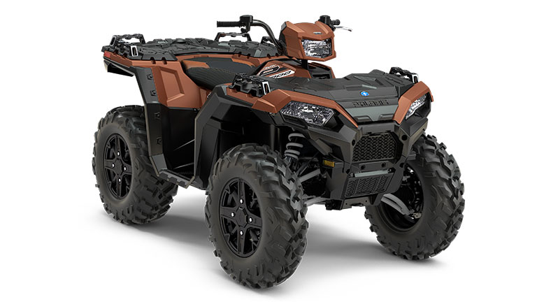 SPORTSMAN® XP 1000 MATTE COPPER LE