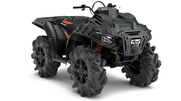 Sportsman® XP 1000 High Lifter Edition Stealth Black