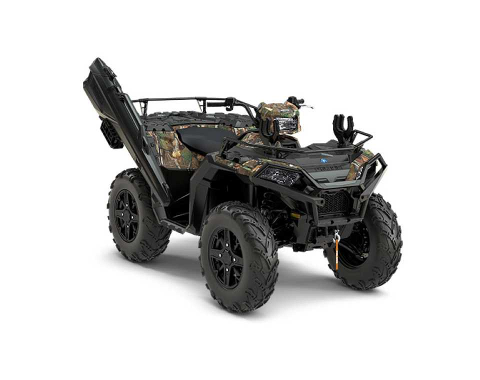 Quote Request Polaris Sportsman Xp 1000 Hunter Edition 4 Wheeler