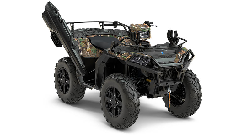 SPORTSMAN XP® 1000 HUNTER EDITION POLARIS® PURSUIT® CAMO