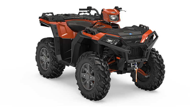 SPORTSMAN® XP 1000 LAVA ORANGE METALLIC