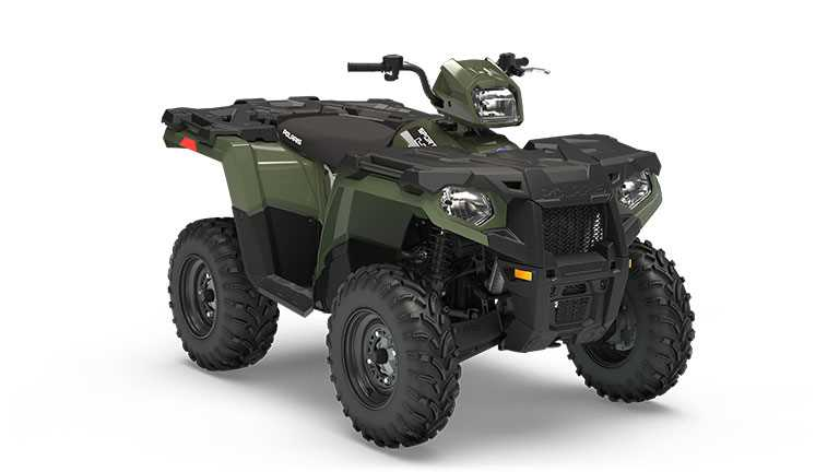 Sportsman 450 EPS
