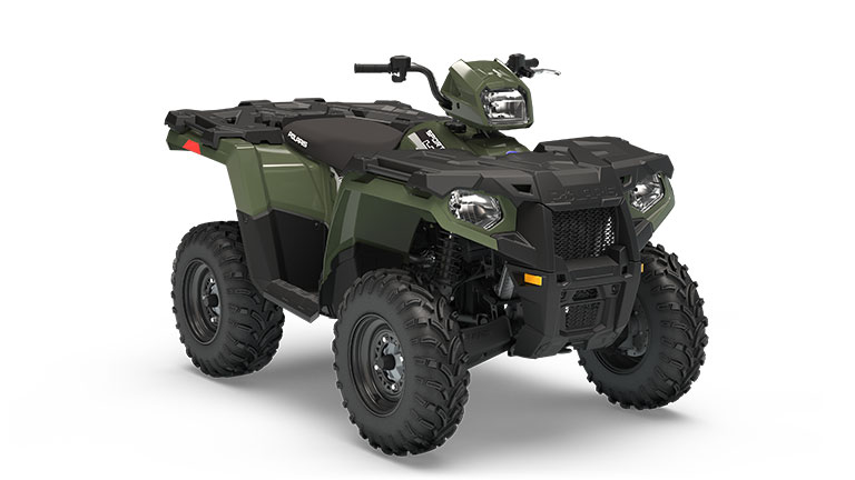 2019 Sportsman Atv Lineup Polaris Sportsman
