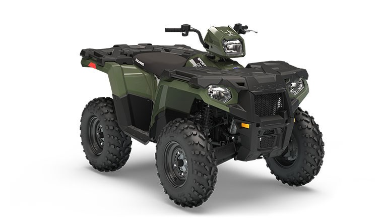 Sportsman 570 EPS Sage Green
