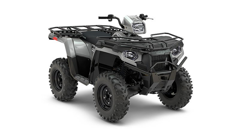 Sportsman 570 EPS Utility Edition Ghost Gray