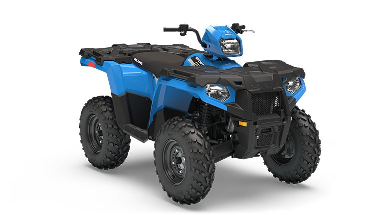 Sportsman 570 EPS Velocity Blue