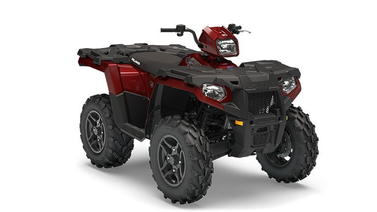 Sportsman 570 SP Crimson Metallic