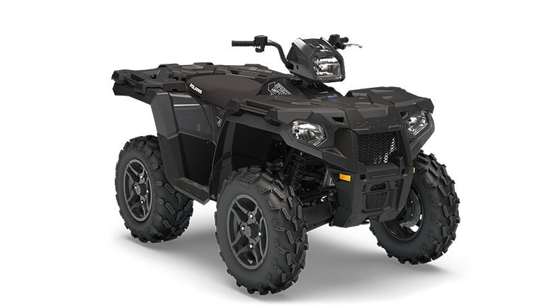 Sportsman 570 SP Magnetic Gray Metallic