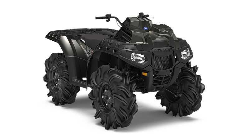 Sportsman 850 High Lifter Edition