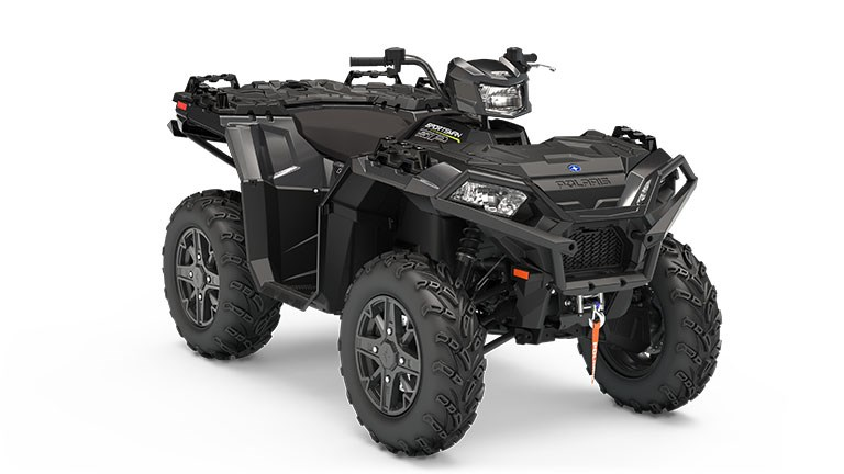 Sportsman 850 SP Premium Magnetic Gray Metallic