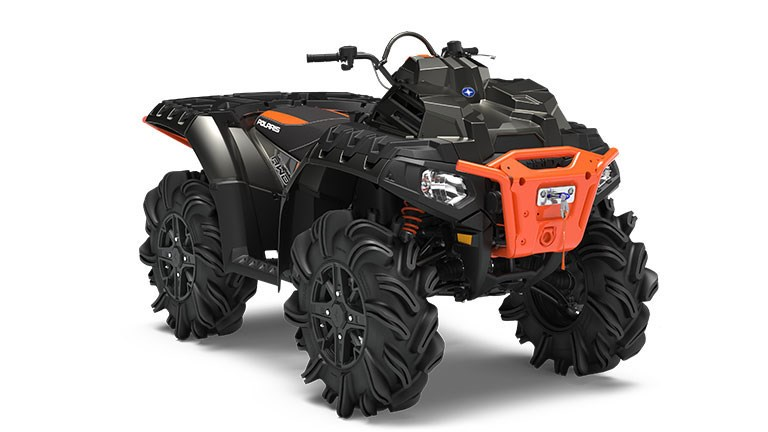 Sportsman XP 1000 High Lifter Edition Stealth Black