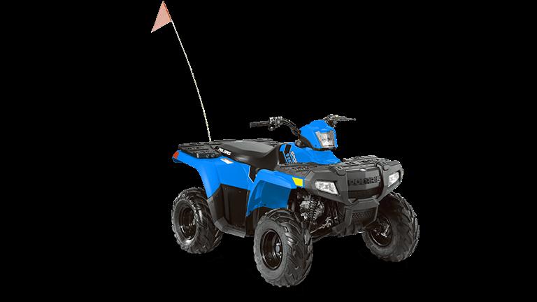 Sportsman 110 EFI Velocity Blue