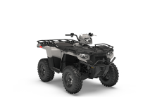Sportsman 450 H.O. EPS Utility Edition Ghost Gray Image
