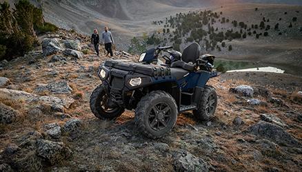 2 Seater Touring ATVs   Polaris