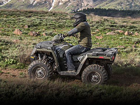 2020 Polaris Sportsman 450 ATV | Polaris