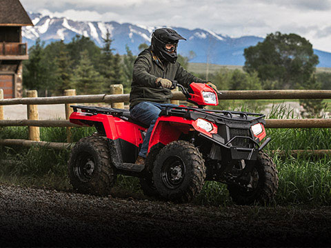 2020 Polaris Sportsman 570 ATV | Polaris on