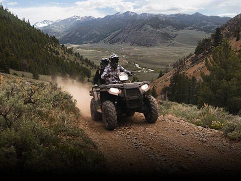 2020 Polaris Sportsman Touring 570 ATV Polaris