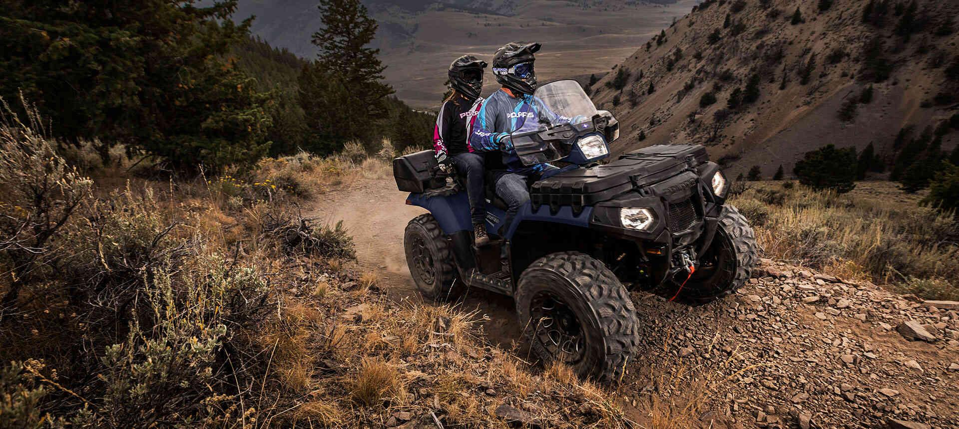 Sportsman® Touring 850