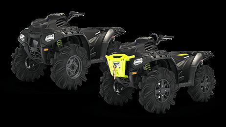2020 Polaris Sportsman Big Boss 6x6 570 ATV | Polaris
