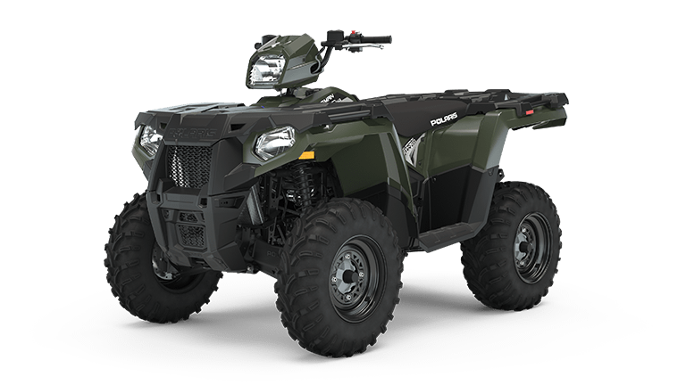 Sportsman 450 H.O. Sage Green