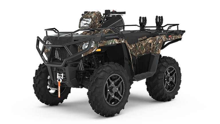 Sportsman 570 Hunter Edition Polaris Pursuit Camo