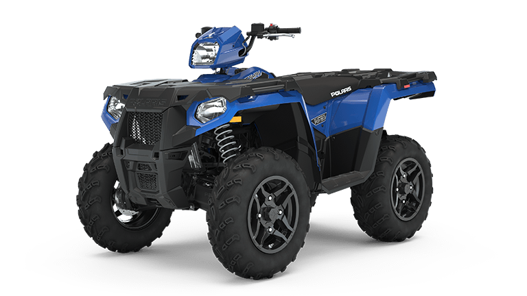 Sportsman 570 Premium Radar Blue