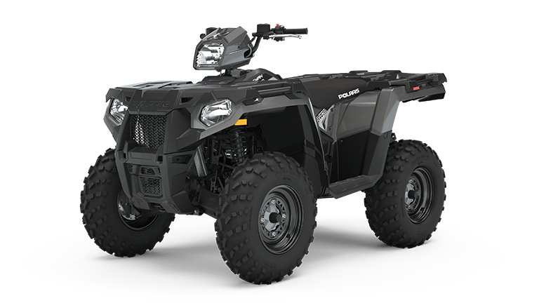 Sportsman 570 EPS Titanium Metallic