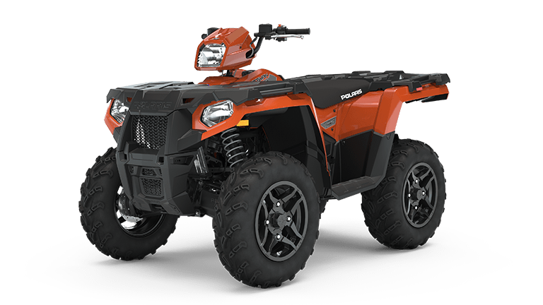 Sportsman 570 Premium Orange Rust