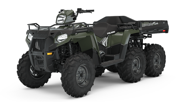 Sportsman 6x6 570 Sage Green
