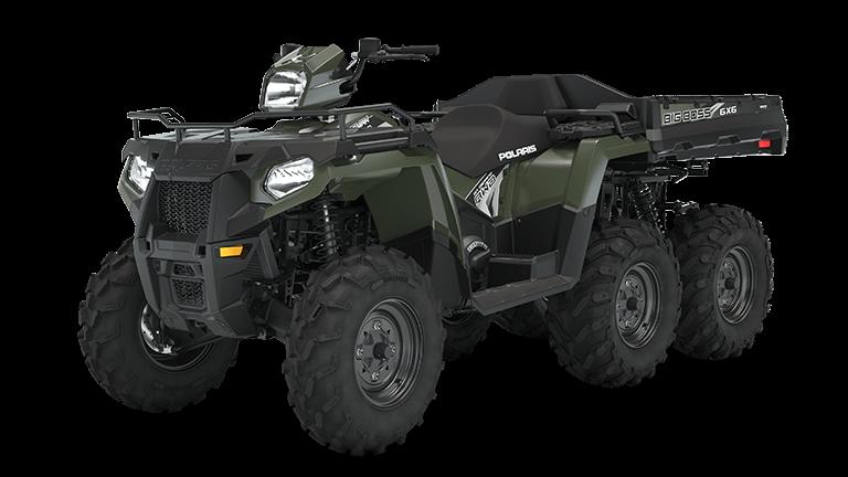 2020 Polaris Sportsman Big Boss 6x6 570 ATV | Polaris EN-CA