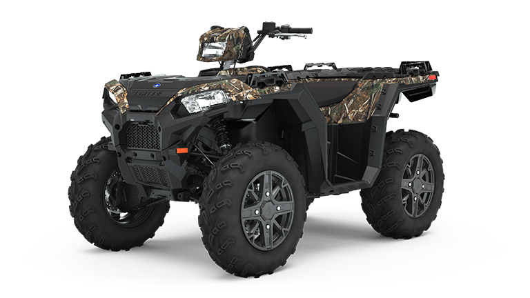 Sportsman 850 Premium Polaris Pursuit Camo