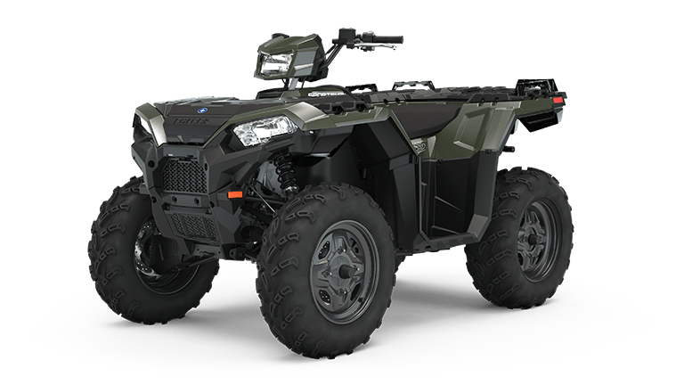 Sportsman 850 Sage Green