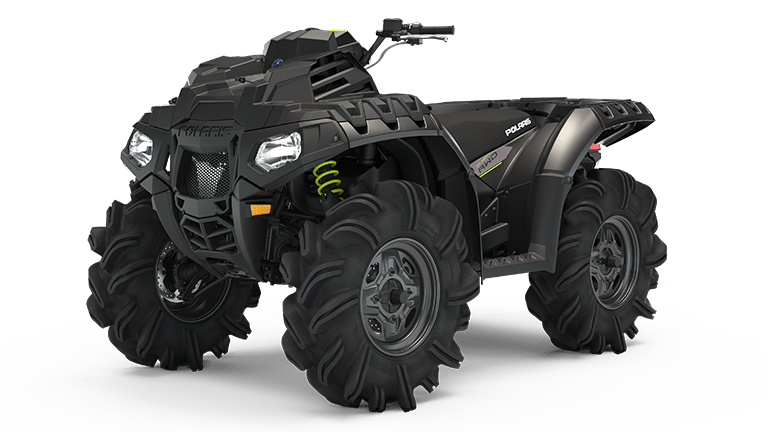 Sportsman 850 High Lifter Matte Black